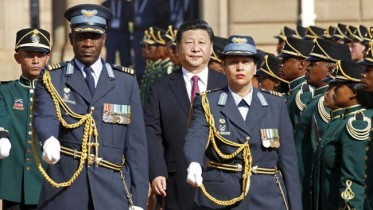 China investment in Africa