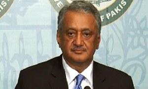 Indian envoy's comments