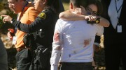 Shooter's family 'in complete shock'