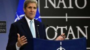 John Kerry:Against ISIS