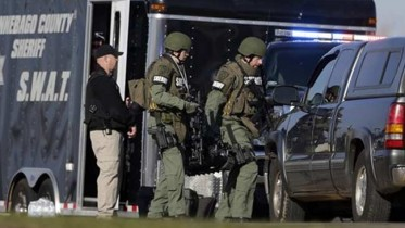 Hostage Situation Ends in Wisconsin