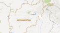 Afghanistan, Suicide bomb Attack