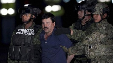 Mexican drug Lord arrested