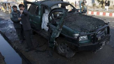Suicide Attack in Jalalabad