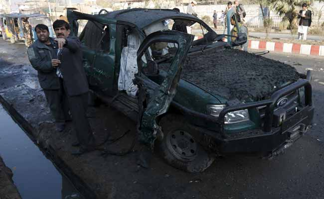 Suicide Attack in Jalalabad