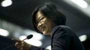 As Tsai Ing-Wen Pledges Stronger Taiwan