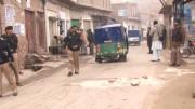 Two elite force cops shot dead in Peshawar