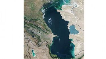 Legal status of Caspian Sea