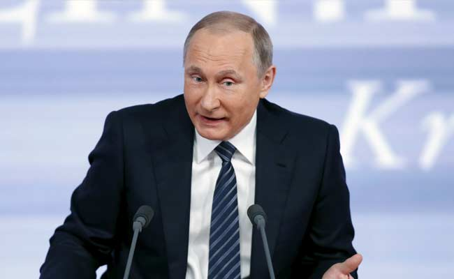 Russia, blaming USA