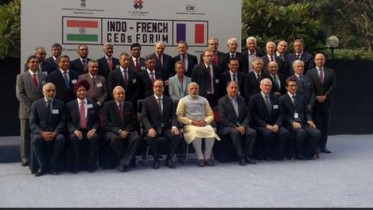 India-France business summit