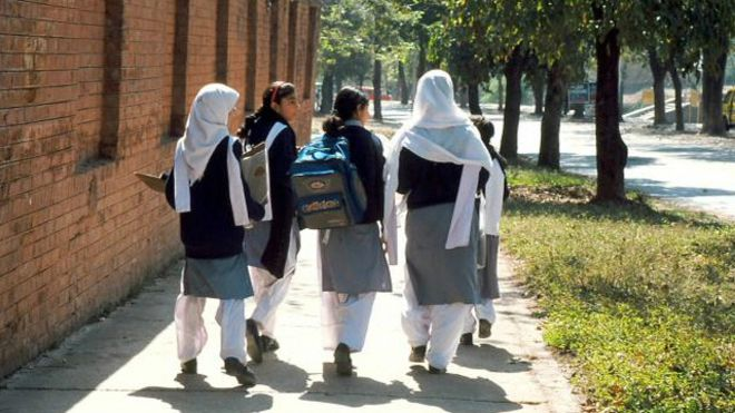 private and public school in pakistan essay Compare and contrast april 14, 2011 every public school kid has heard the stories about private school snotty, over-privileged children of equally snotty, wealthy parents, tottering around in their nicely pressed uniforms.