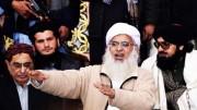 Maulana Abdul Aziz's claim