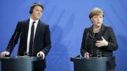 Angela Merkel about Refugees