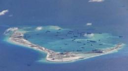 China's Claim Of Islands