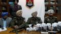 Pakistan terrorists arrested