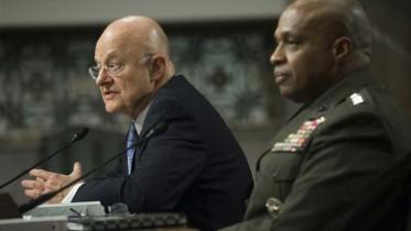 Spy Chief Warns That US