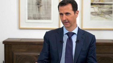 Syrian President Bashar Al-Assad statement on ceasfire
