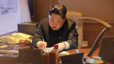 North Korea and South Korea tension