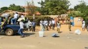Ugandan Opposition Presidential Candidate Arrested