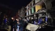 Syria bombings