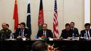 Afghanistan , Four nation meetings