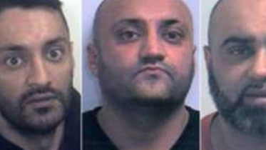 Three British-Pakistani brothers found guilty