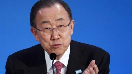 Ban Ki Moon statement about refugees