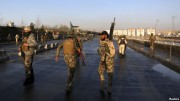 suicide attack in Kabul, Afghanistan