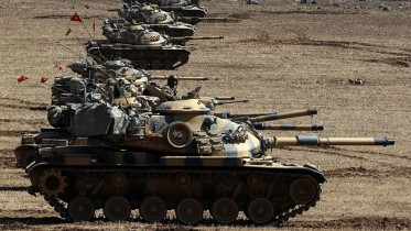 Turkey planning military invasion