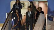Barack Obama's trip to Argentina