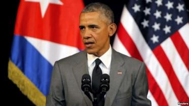 Obama to Cubans