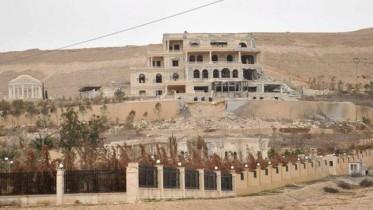 Syrian army retakes Palmyra citadel from IS