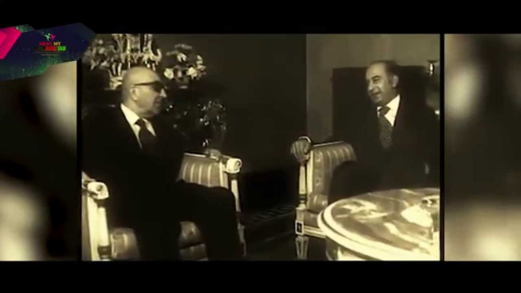 Daud Khan and Zulfiqar Ali Bhutto