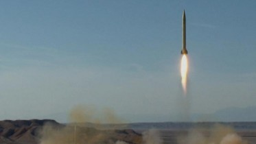 Iran's Launched Missiles