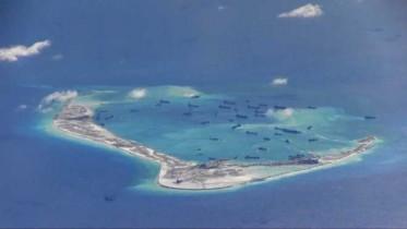militarisation in South China Sea