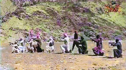 Afghans were trained on the soil of Paksitan
