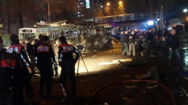 Deadly explosion in Ankara
