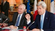 Syria disrupts peace talks