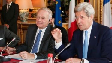 Syria disrupts peace talks