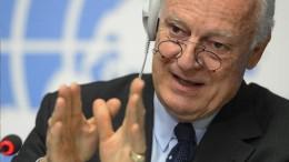 Syria Talkls