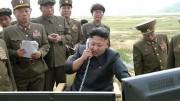 North Korea , nuclear warhead test
