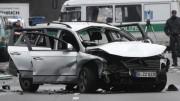 Berlin, Car Bomb Blast