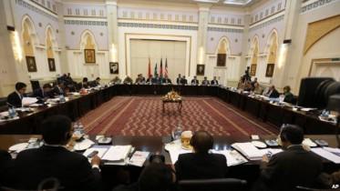 Afghan gpvt. , Taliban , peace talks