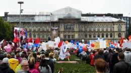protests planned in Helsinki, Pori