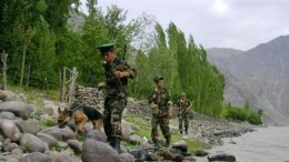Tajik soldier, gunman killed