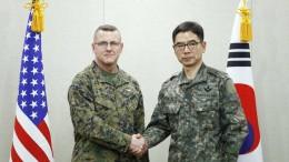 South Korea, US begin exercises
