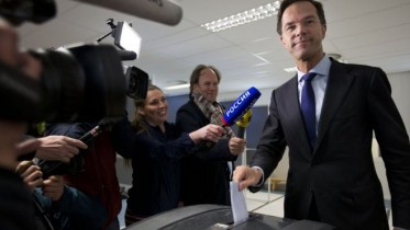Netherlands rejects EU-Ukraine partnership