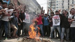 Secular activist murdered in Dhaka