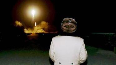 North Korea: new engine for missile