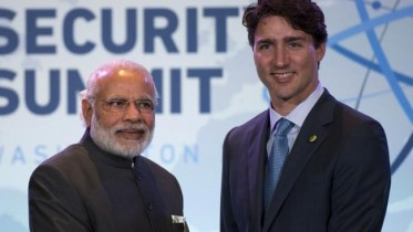 Trudeau To Visit India